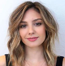 face shape,wig style,